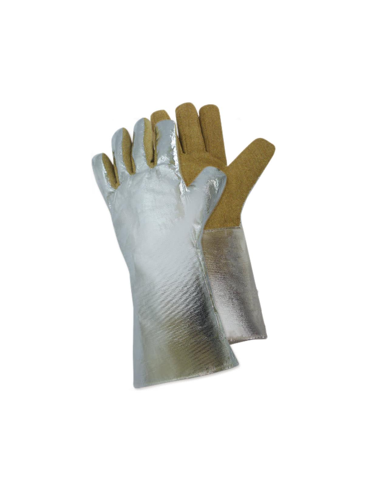 Rękawice Ochronne żaroodporne Nt 5 Rękawice Hutnicze żaroodporne